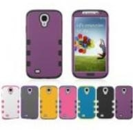 China Triple Layer Hard Case For Galaxy S4 i9500 on sale