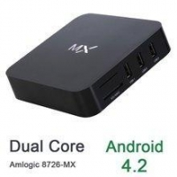 MX Android 4.2 Smart TV BOX with System XBMC WIFI HDMI