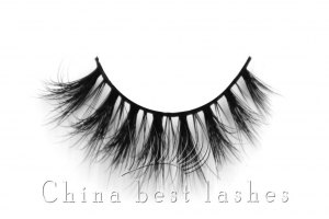 China LUXURY MINK LASHES d623 luxury 3d mink lash on sale