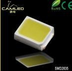 China High performance High power SMD 1w led chip 100-120lm on sale