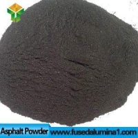 China Refractory Asphalt Powder on sale