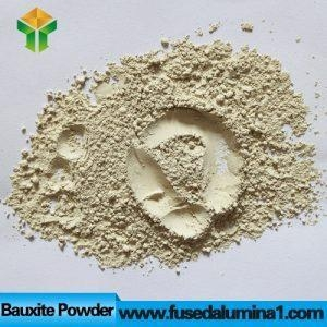 China Refractory Bauxite Powder on sale