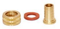 China Brass Hose Fittings on sale