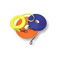 China coated webbing Sun Glo Triple Dog Leash on sale
