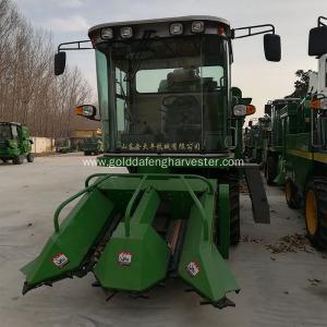 China 100hp farm machinery corn&maize harvest machine for sale on sale