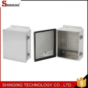China New design cheap hinged plastic enclosure on sale