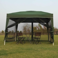 China Outdoor gazebo WG-010 outdoor gazebo w/ mosquito net on sale