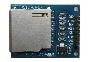 China SD card module SD card reader module on sale