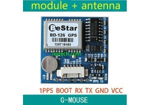 China 30db high gain antenna built-in GPS Compass + active ceramic antenna integrated module grant / fligh on sale