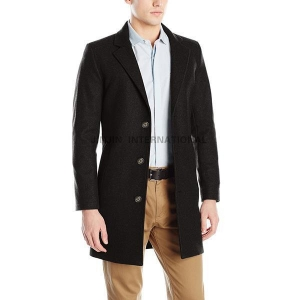 China Men's Wool Coat on sale