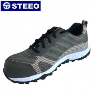 China flyknit Waterproof Safety Boots Lightweight compositeToe Safety Shoes on sale