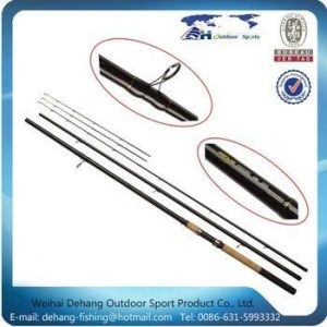China China Wholesale High Carbon Feeder Rod Fishing Cork Components Fishing Rod 3 Pieces on sale