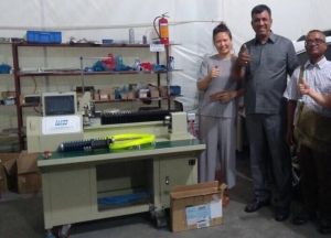 China Wire Fish Tools Wire Winding Machine on sale