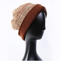 Hat High Quality Simple Design Woolen Knitted Hat