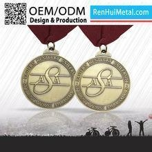 China Award Academic 2D Medals for Kids on sale