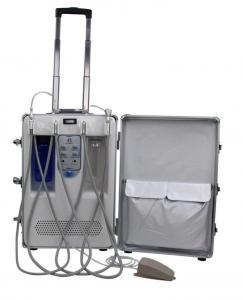 China Trolley Case Portable Dental Unit on sale
