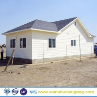 China china Prefabricated Villa luxury prefabricated houses concrete prices villa $130--240/Sq.m on sale