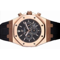 Copy Top Grade Audemars Royal Oak 30th Anniversary Limited Edition Rose Gold Luxury designer watch