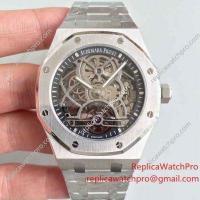 JF Swiss Replica Audemars Piguet Royal Oak 26518 Skeleton Watch