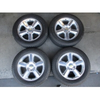 "Wheels Tire Sets 2013 Chevy Tahoe Factory 20"" Wheels Tires OEM Rims Silverado 1500 Suburban 5308"
