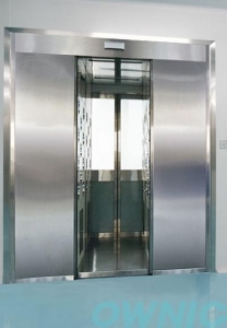 China Automatic Air Shower Room Door on sale