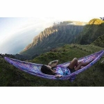 Outdoor Camping Products Design Printed Hammock