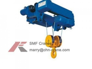 China Multifunctional hoist 5~20 ton Overhead hoists on sale