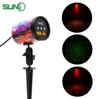 SUNY Outdoor Laser Projector Light JFC Xmas Series - JFC-Q102RGR-S [6 Months Warranty]
