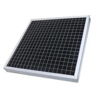 Activated carbon filter panel