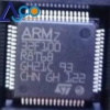 China Integrated Circuits STM32F100R8T6B Microcontroller IC 32Bit 24MHz 64KB FLASH 64LQFP for sale