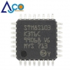China Integrated Circuits STM8S005K6T6C Microcontroller IC 8Bit 16MHz 32KB FLASH 32LQFP for sale