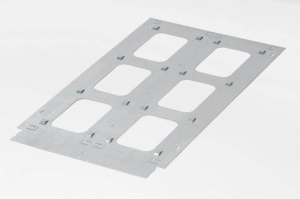 China Sheet Metal Hole Punch Stamping Parts on sale