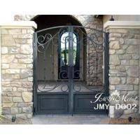 Wrought iron gate Wrought iron gate JMY--D002