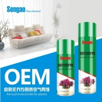 China insecticide aerosol insecticide for plants on sale