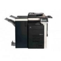 China Konica Photocopiers Konica Minolta Bizhub C550 Photocopiers Machine on sale