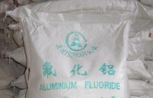 China Inorganic chemicals Aluminium Fluoride on sale