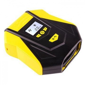 China Best tire inflator with digital gauge 12V DC up to 87.0 psi on sale