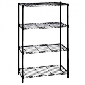 China 4 Layers Wire Metal Shelving 900x400x1800mm on sale