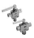 China HIP high pressure ball valve and actuator on sale