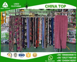 China Winter A76 .Old Ladies Pants on sale