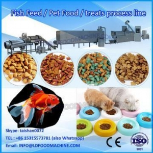 China Automatic Aquarium Fish Feed Machine/Small Fish Feed Machine on sale