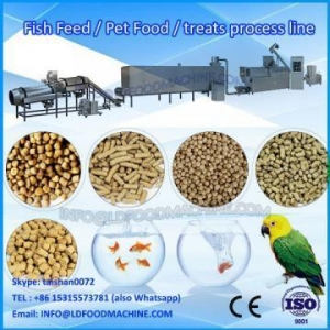 China Floating fish feed pellet making machinery on sale