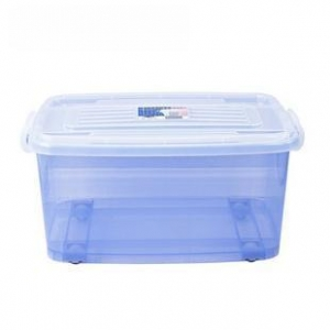 China Transparent Plastic Sorting Box Clothes Storage Box on sale