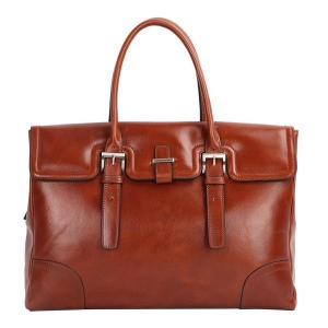China Natural tan leather bags SPM-1027 on sale