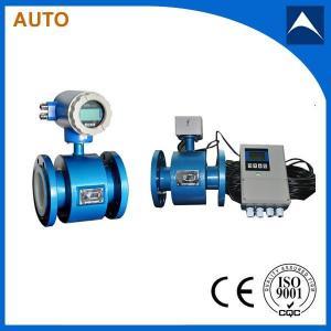 China Digital Electromagnetic Water Flow Meter, Waste Water Flow Meter RS485 on sale