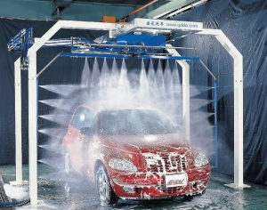 China Non-touch car washing machine on sale