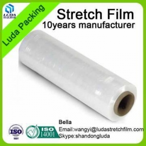 China 750mm Wide PE silage bale wrapping film on sale