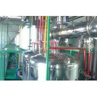 China Animal Oil Biodiesel Plant Machine For Sale on sale