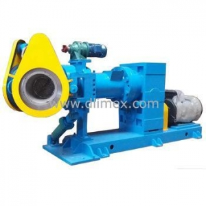 China Hot Feed Rubber Strainer Extruder on sale