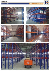 China Heavy-duty shelves on sale